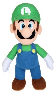 Luigi a Super Mario Character 9cm.