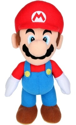 Super Mario Character 9cm.
