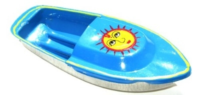 Avon 555 Pop Pop Boat - Sun. Sky Blue