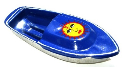 Avon 555 Pop Pop Boat - Sun. Blue.