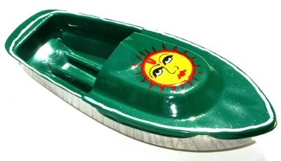 Avon 555 Pop Pop Boat - Sun. Green.