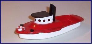 Our Painted Tug Boat