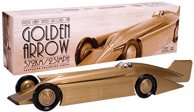 Schylling Golden Arrow 1929 Record Car