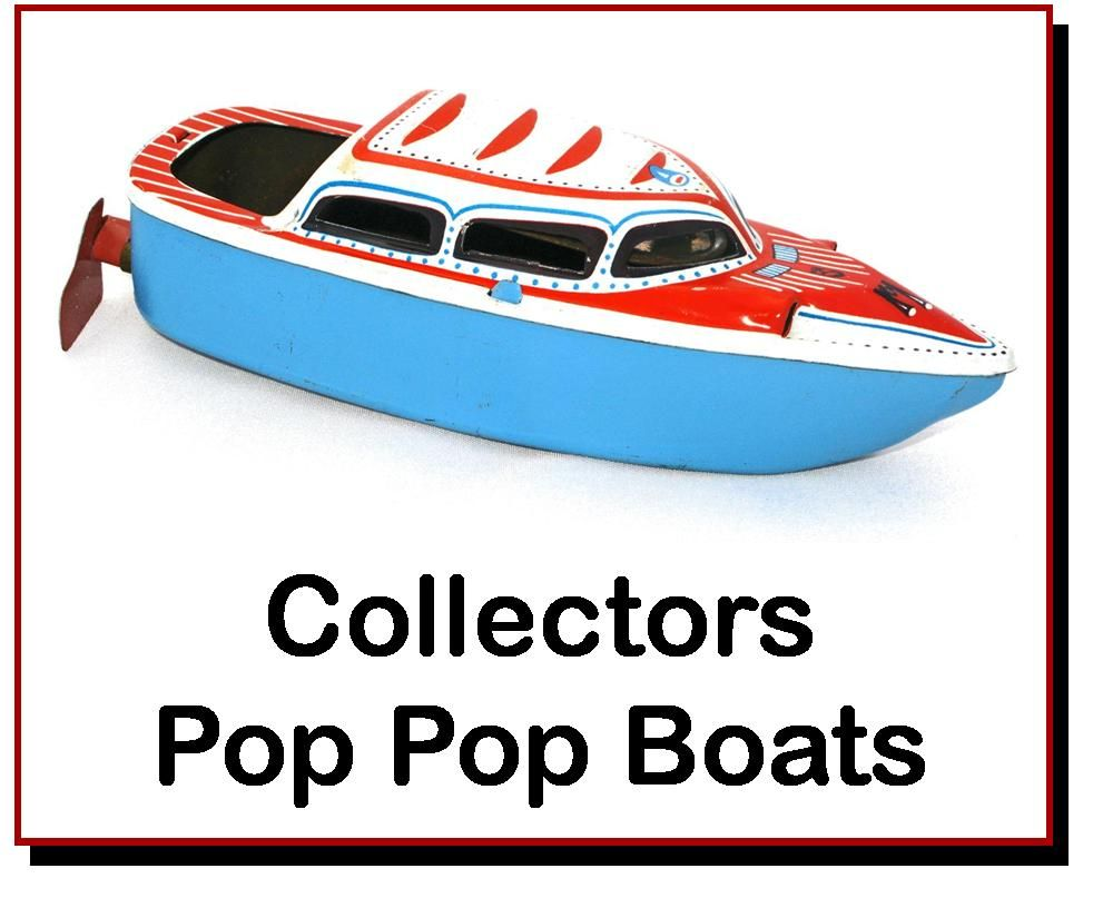 <!-- 0022 -->Collectors Pop Pop Boats
