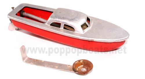 Super Jet Pop Pop Speed Boat