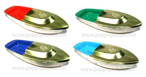 SPECIAL OFFER - 4 Pop Pop Boats.
