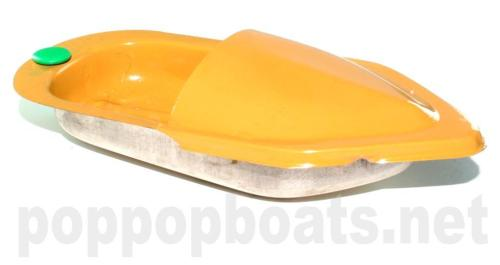 Mini  Pop Pop Boat - Yellow