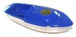 Avon 555 Pop Pop Boat. Dark Blue.