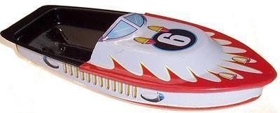 Welby Pop Pop Boat Number 9.
