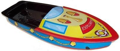 Welby Explorer Pop Pop Boat.