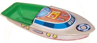 Welby Wave Pop Pop Boat.