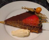 choc salted caramel tart 1