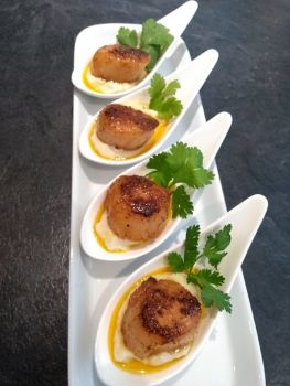 Scallop Spoons