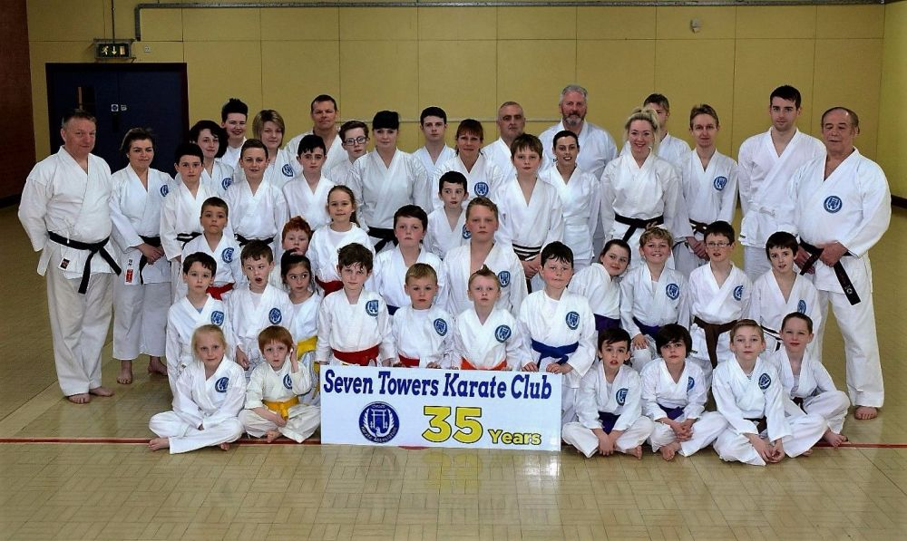 35 Years club photo