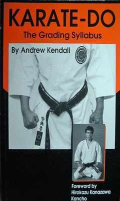 KARATE-DO THE GRADING SYLLABUS