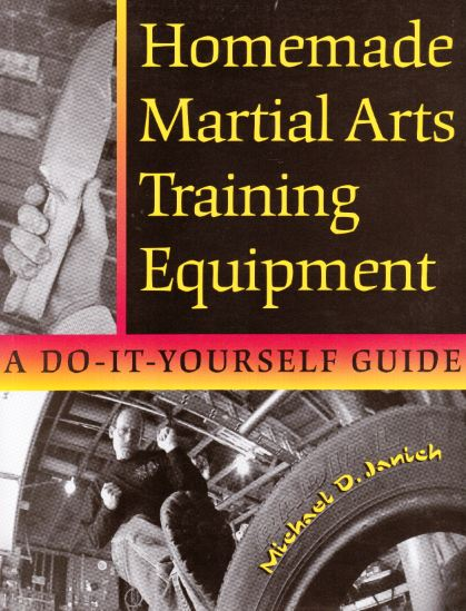 Homemade Martial Arts Training Equipment 002