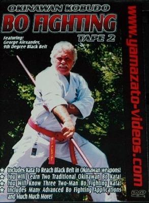 Okinawan Kobudo Bo Fighting - Tape 2