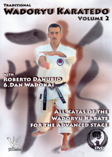 Traditional Wadoryu Karatedo - Volume 2