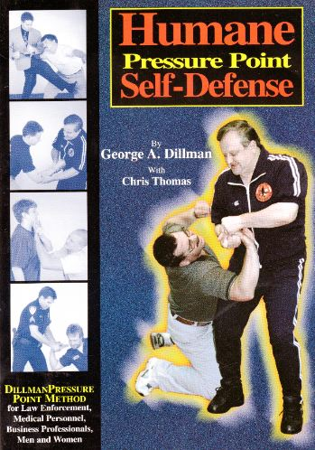 humane pressure point self-defence - dillman pressure point method for law