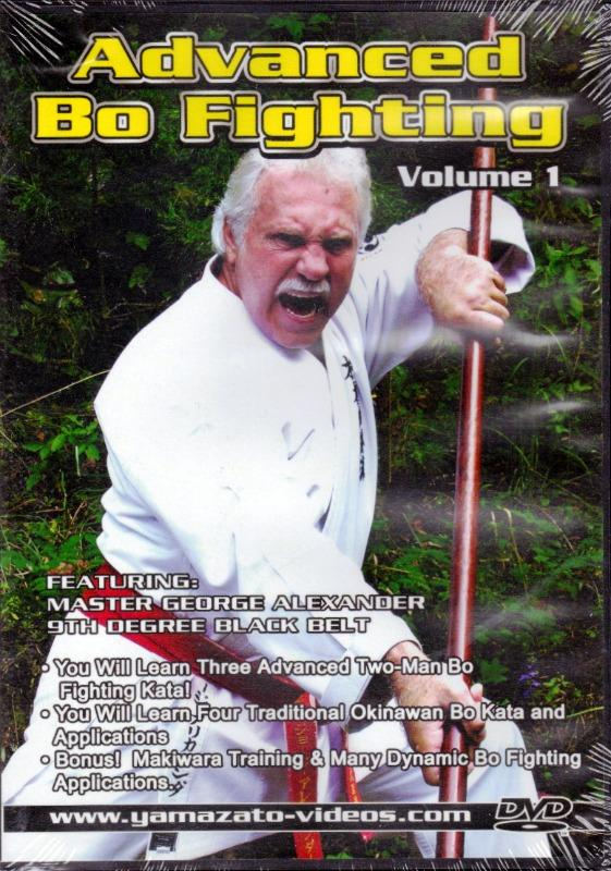 DVD-georgealexanderadvancedbofightingvolume1