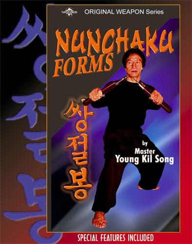 DVD-masteryoungkilsongnunchakuforms