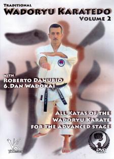 DVD-robertodanurio&danwadokaitraditionalwadoryukaratedovolume2