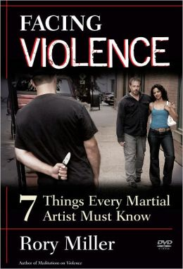 DVD-rorymillerfacingviolence7thingseverymartialartistmustknow