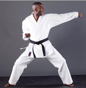 Kids White Japan Karate Suit - Height 140cm / 4