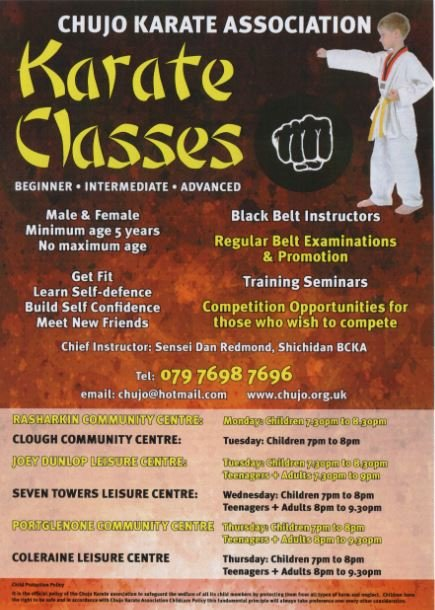 karate classes b-i-a 2