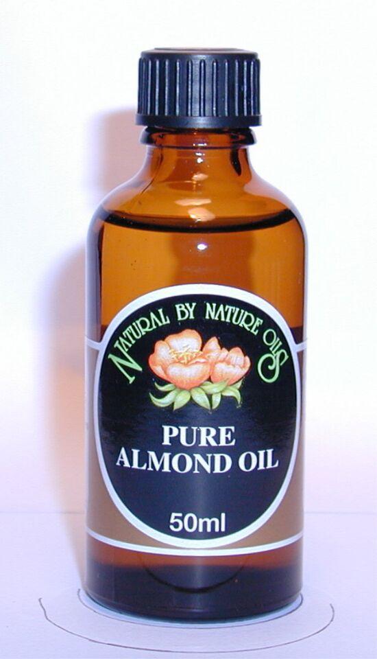 Almond Oil 50ml