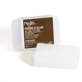 Alum Stone natural deodorant 80g - Najel