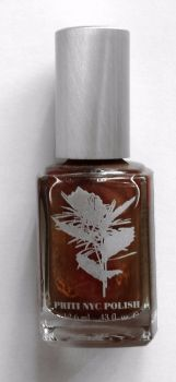 Priti NYC Nail Polish - Bronze  CRIMSON GLORYVINE