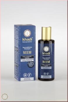 Neem Shampoo - Khadi -  Anti-dandruff
