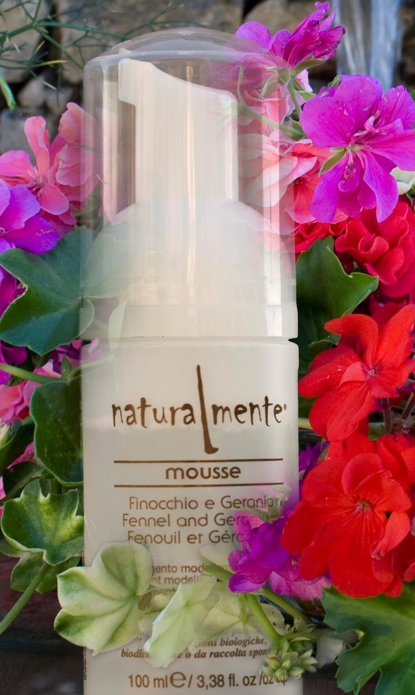 Mousse Fennel Geranium 250m - Naturalmente