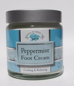 Peppermint Foot  Cream 100g