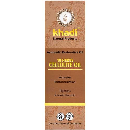 Cellulite Oil - 10 Herbs Ayurvedic Restorative Oil - 100ml
