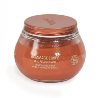 <!--155-->Honey Body Scrub 180g Terre d'Oc ARGAN
