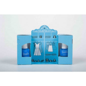 Snails Nails Gift Box - ME & mini me - Blue