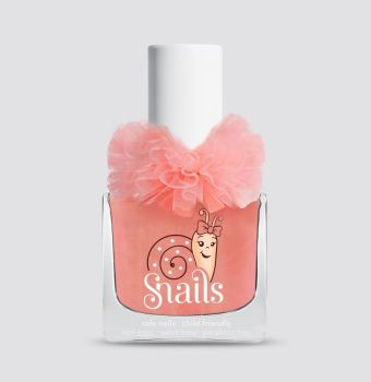 Ballerina - Tangerine Snails Washable Polish