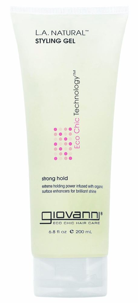 Giovanni Natural Hair Gel - Travel Size