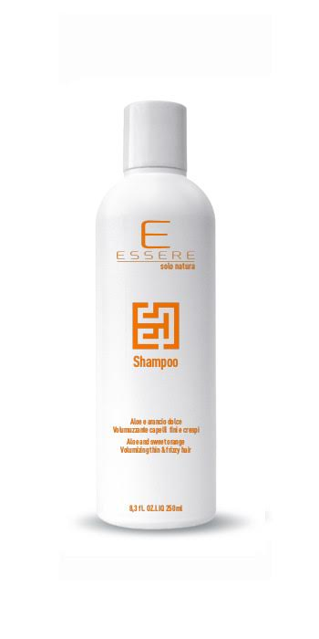 Aloe & Sweet Orange Shampoo for fine & frizzy hair - Essere