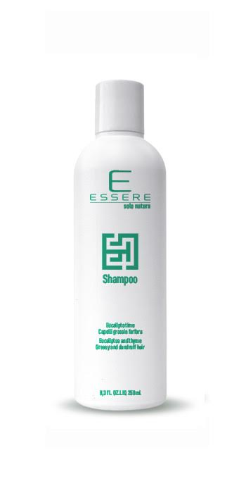 Eucalyptus and Thyme Shampoo for greasy /dandruff hair - Essere