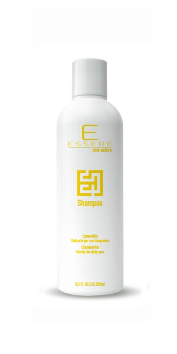 Chamomile Gentle Shampoo every day use  - Essere