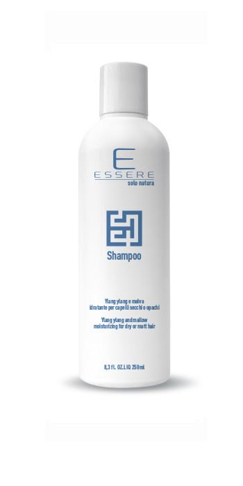 Ylang Ylang & Mallow Shampoo for stressed / dry hair - Essere