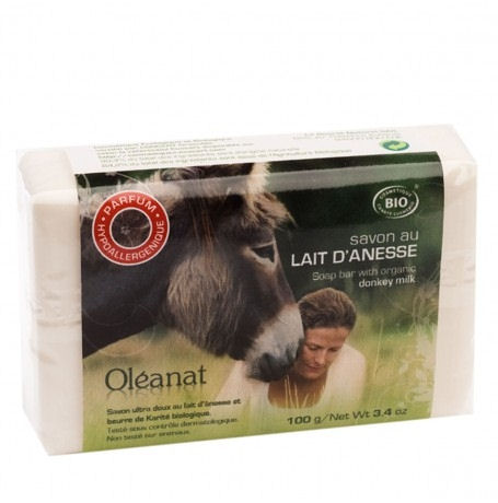 Donkey Milk Soap 100g - Oleanat