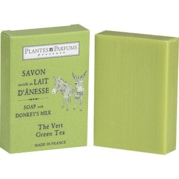 Donkey Milk Soap 100g - Green Tea