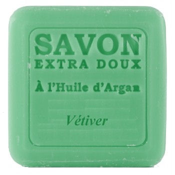 Soap with argan oil  with Vetiver