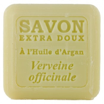 Soap with argan oil  with Verbena