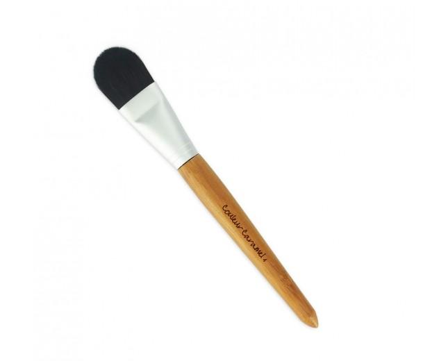 Foundation Brush  (04) Couleur Caramel