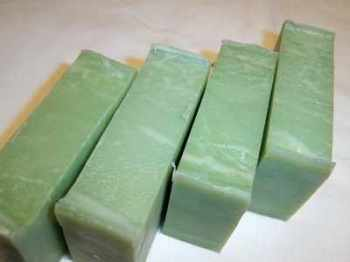 Juicy Pear  Handmade soap
